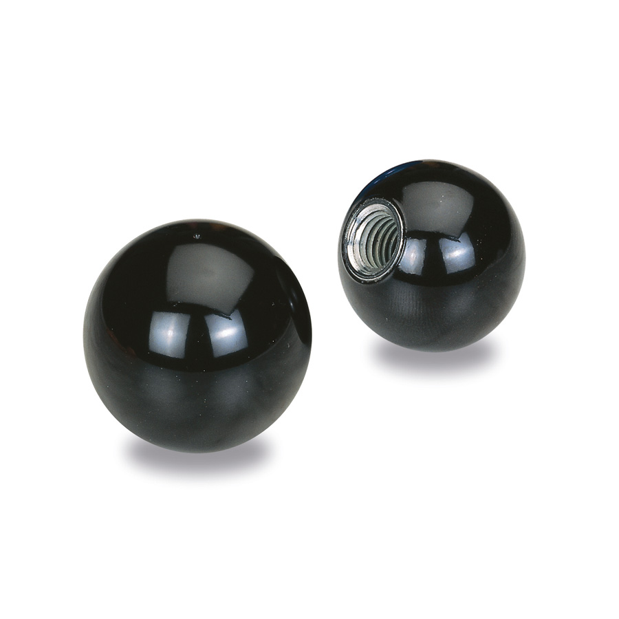 Fixed knobs and handles  : Ball knob 