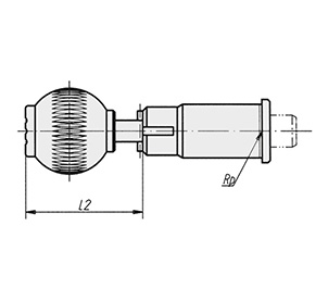 Schéma 3 + High precision index plunger 